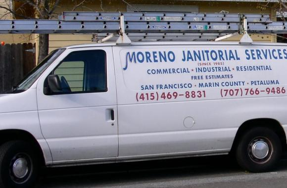 Moreno Janitorial & Carpet Cleaning